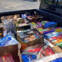 Thank you for your generosity! Next drive is MONDAY AUGUST 2,   9:30am-10:30am