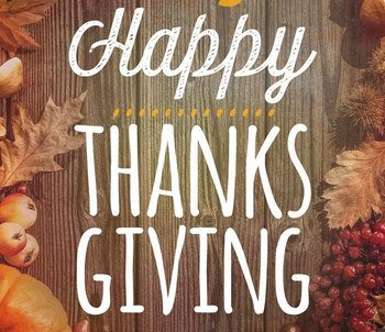 Thanksgiving Day - The Parish Office is closed. Mass will be offered at 9:30 AM