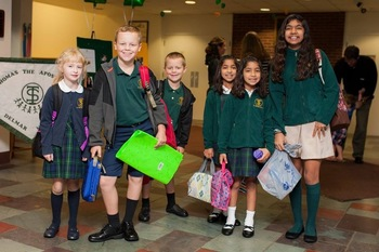 Open House - St Thomas School