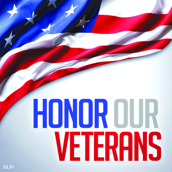 Veteran's Day Observance - November 10