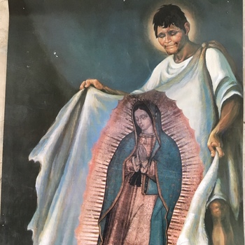 The Feast of St. Juan Diego and Our Lady of Guadalupe Celebration