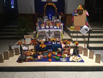 All Souls Day Bilingual Rosary Saturday Nov. 2 at 6pm in the church