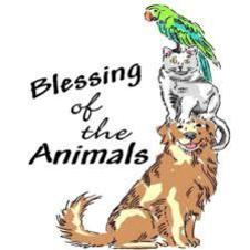 Blessing of the Animals - St. Thomas School Front Lawn