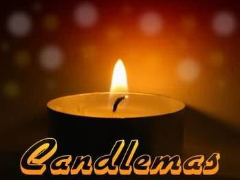 Candlemas Day - Blessing of the Throats - After 12:15 Mass on Monday, February 3