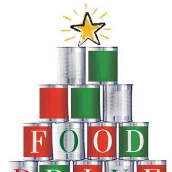 Holiday Drive for South End Children's Café TODAY, 3-4 PM in the Church Parking Lot.