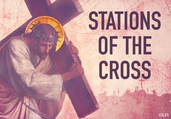 Stations of the Cross- Church