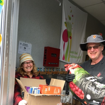 THANK YOU FOR YOUR PRAYERS! CARDS! FOOD SUPPLIES FOR SOUTH END CHILDERN'S CAFÉ!
