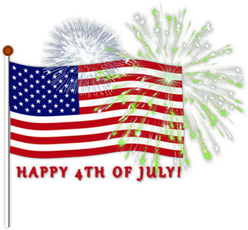 Have a Happy 4th of July