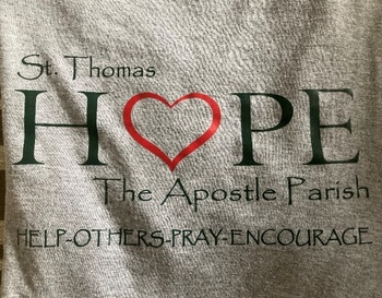 Last Call for Hope T-shirts