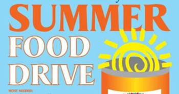 Mater Christi Food Pantry Drive June 24, Pictures available in Photo Album Section