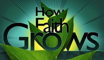 NEW CORE ANTINE VIDEO POSTED ON THE YOUTH MINISTRY PAGE -HOW FAITH GROWS