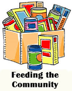 St. Francis Food Pantry Drive, Thanks so Much for your generosity. Photos in Photo Album