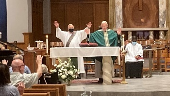 Mass to Start the Faith Formation Year - This Sun at 5PM - Please Celebrate With Us