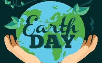 """Earth Day Is April 22: """"Restore Our Earth"""""""