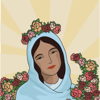 Bilingual Rosary and Crowning of Mary