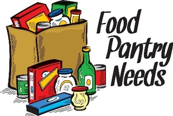 Announcing Tuesday May 25 Food Drive To Restock St. Thomas Food pantry