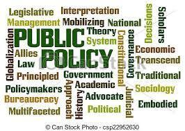June Public Policy Issue Summary