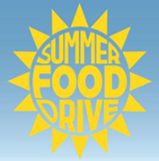 Next Weekly Food Drive Tuesday July 27 for St. James/St. Francis Food Pantry