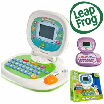 Thank you St. Thomas! We have a brand new leap pad! YOU ROCK!