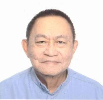 Announcement of the Death of Fr. Manuel P. Ombao