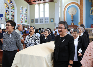 Sister Mary Jeanette, RSM laid to rest Oct. 23