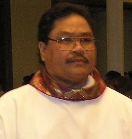 Memorial Mass for late Deacon Louis Agbulos Oct. 5