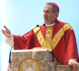 Archbishop Byrnes affirmed as leader of Archdiocese of Agana