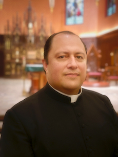 Very Rev. David Esquiliano, JCL