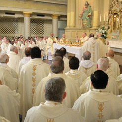 A Letter from the Priests of the Archdiocese of New Orleans