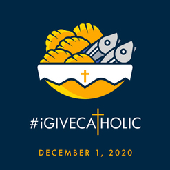 The 2020 #iGiveCatholic Campaign Begins Today!