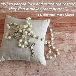 October: The Month of the Rosary