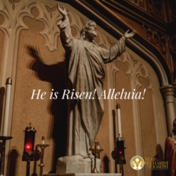 Happy Easter from Archbishop Aymond