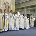 Deo Gratias! Five new priests for the Archdiocese of New Orleans