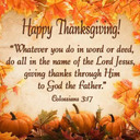 Not a Day but a Season: A Thanksgiving Reflection