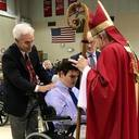 Special needs children reveal the face of Jesus