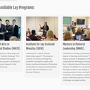 Notre Dame Seminary opens applications for lay ministry programs