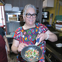 Vera Cruz roots intermingle in her cooking