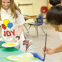 Dominican Students Work With St. Michael's