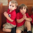 Children are in Church to Be Saints, not Statues