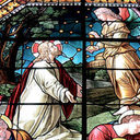 Stained-glass sleuths rewarded at St. Alphonsus