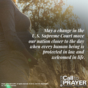 Novena for the Legal Protection of Human Life - Week 6