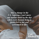 Novena for the Legal Protection of Human Life - Week 9
