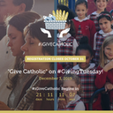 #iGiveCatholic is December 3