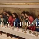 Watch the Mass of the Lord's Last Supper Live at 7 pm
