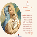 Mary, Mother of Hope