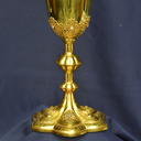 Chalice was originally used by Benedictines