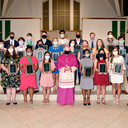 St. Timothy Award Given to 23 Teens