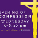 Evening of Confession Tonight in Most Church Parishes