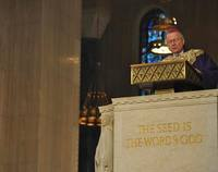 Archbishop Aymond's Homily at the Vigil For Life Closing Mass