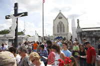 All Saints Day Observances Planned at NOLACatholic Cemeteries